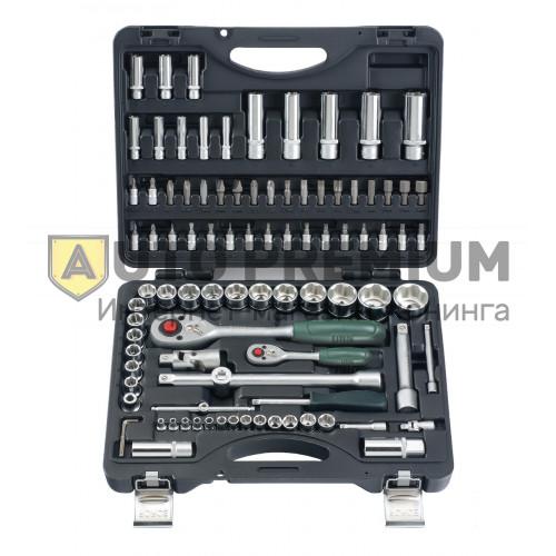 Набор профессионального инструмента 1/4 и 1/2 6 гр 108 предметов «FORCE» Ф41082-5